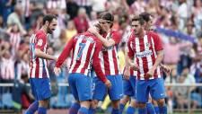 Atletico Madrid 1 - 0 Deportivo