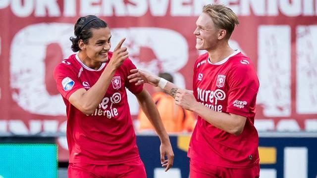 Twente 2 - 1 Vitesse