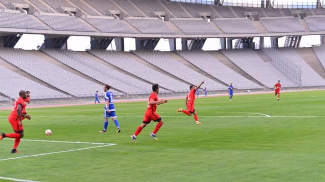 Kaleci Boffin'in golü Eskişehir'i kurtardı