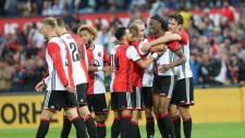 Feyenoord 5 - 0 Roda