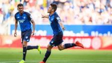 Hoffenheim 2 - 1 Schalke