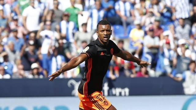 Leganes 1 - 2 Valencia