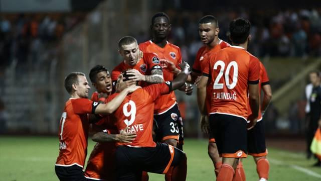 Adanaspor 3 - 2 Aytemiz Alanyaspor