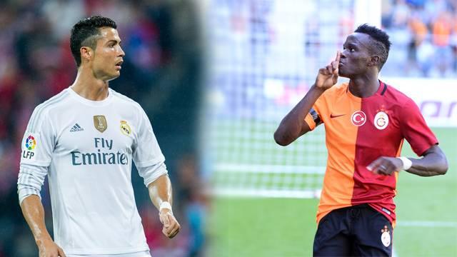 Bruma Cristiano Ronaldo'yu solladı
