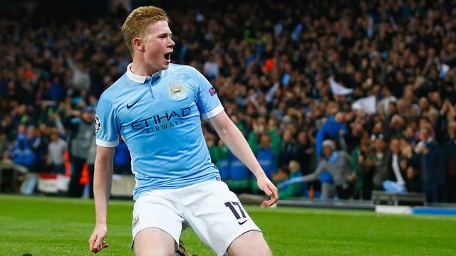 Manchester City'e Kevin de Bruyne'den kötü haber