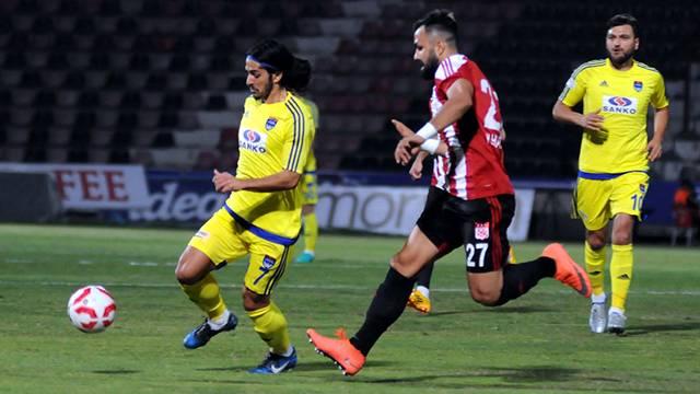 Büyükşehir Gaziantepspor 2 - 1 Sivasspor