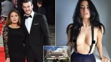 Mafya Gareth Bale'in evini yaktı!