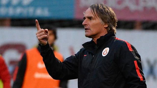 Jan Olde Riekerink: 'Fenerbahçe rakibimiz değil'