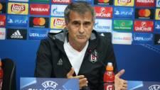 Şenol Güneş: Dinamo Kiev inşallah hata yapar