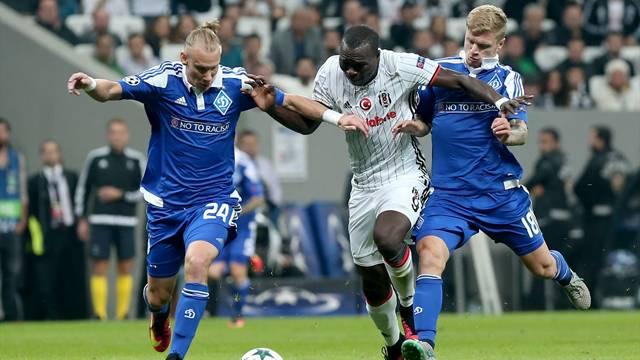 Beşiktaş 1 - 1 Dinamo Kiev