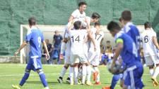 Beşiktaş (U21) 3 - 3 Dinamo Kiev (U21)