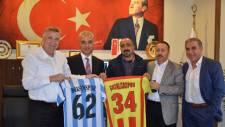 Dersimspor'da Galatasaray sevinci