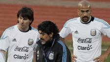 Veron'dan tarihi itiraf! 'Messi'yi öldürmek istedim'