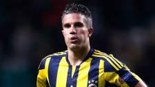 Fenerbahçeli golcü van Persie Feyenoord TV'ye konuştu