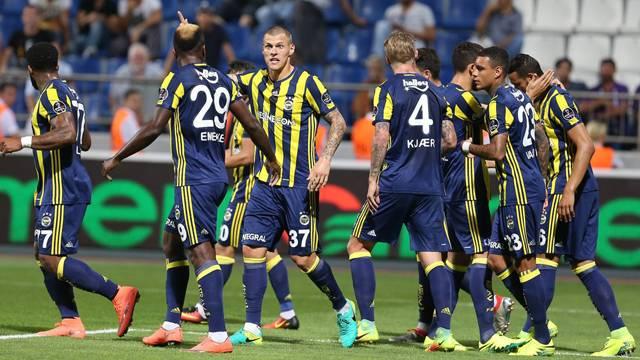Fenerbahçe - Feyenoord