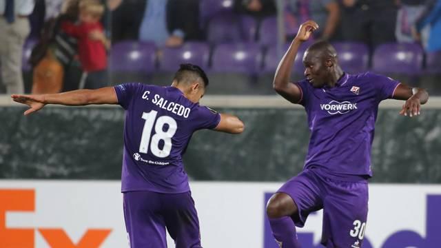Fiorentina 5 - 1 Karabağ