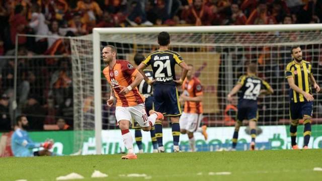 Wesley Sneijder: 'En güzel gollerimi orada attım'