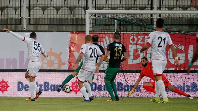 Akhisar Belediyespor 0 - 0 Gençlerbirliği