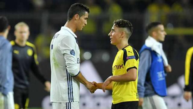 Emre Mor, Cristiano Ronaldo ile ne konuştu?