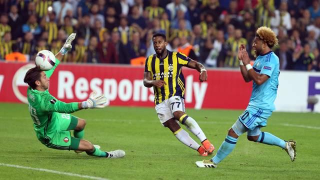UEFA'dan Lens'e büyük onur!