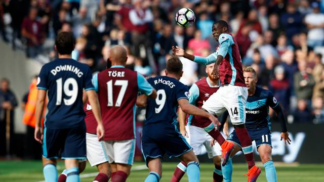 West Ham United 1 - 1 Middlesbrough