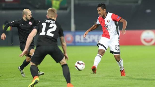 Feyenoord 1 - 0 Zorya Luhansk