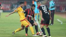 Gaziantepspor 1 - 2 Kayserispor