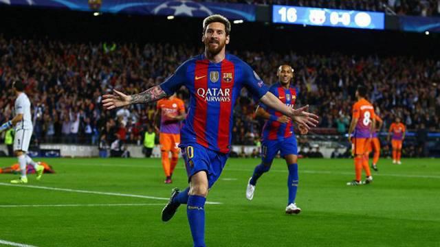 Şampiyonlar Ligi'nde en iyisi Messi seçildi!