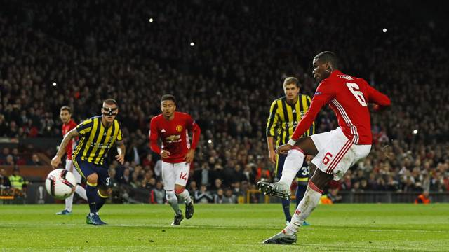 Paul Pogba'dan penaltı itirafı
