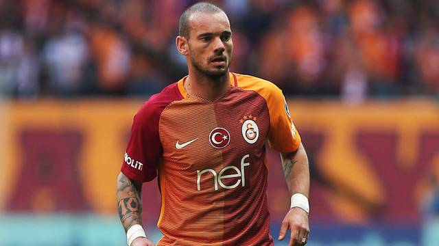 Wesley Sneijder: 'Tehlikede değilim, tehlike benim!'