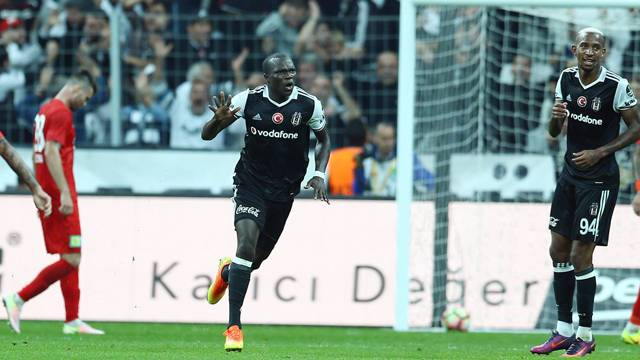 Beşiktaş 3 - 0 Antalyaspor