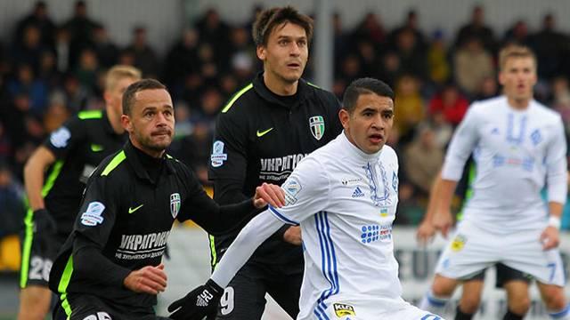 Oleksandria 1 - 1 Dynamo Kiev