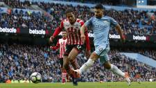Manchester City 1 - 1 Southampton