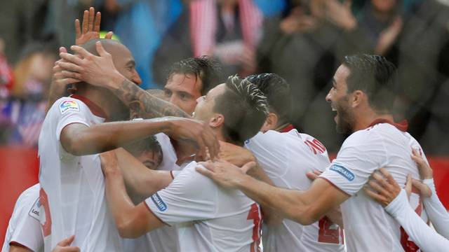 Sevilla 1 - 0 Atletico Madrid