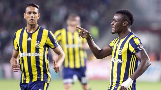 Atiker Konyaspor 0 - 1 Fenerbahçe