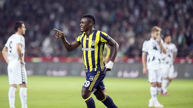 Fenerbahçe, Konyaspor'un serisini bozdu