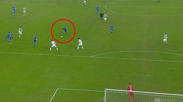 Polonya Sasa Zivec'in golünü konuşuyor!