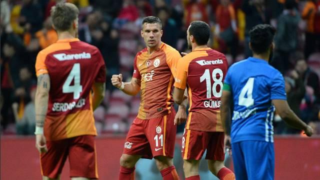 Galatasaray 5 - 1 Dersimspor