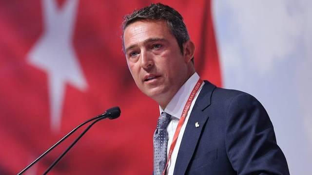 Ali Koç'tan Fenerbahçe taraftarına çağrı