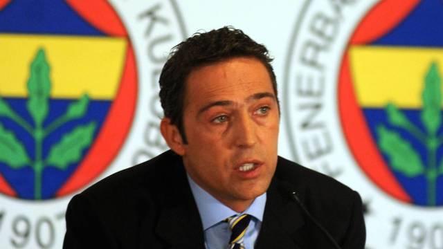Fenerbahçe camiası Ali Koç'u bekliyor