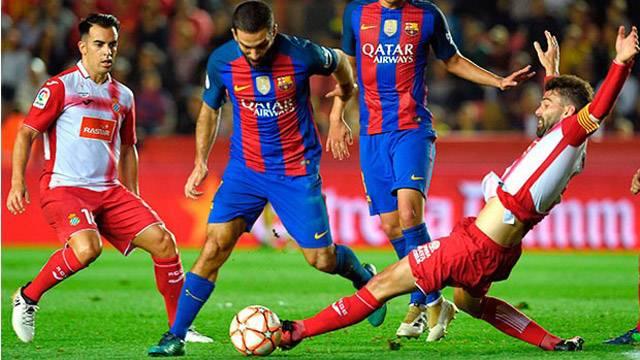 Ardalı Barcelona'ya Espanyol darbesi
