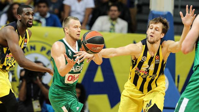 Fenerbahçe 82 - 68 Zalgiris Kaunas