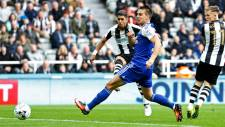 Newcastle United - Ipswich Town maçında muhteşem takım oyunu!