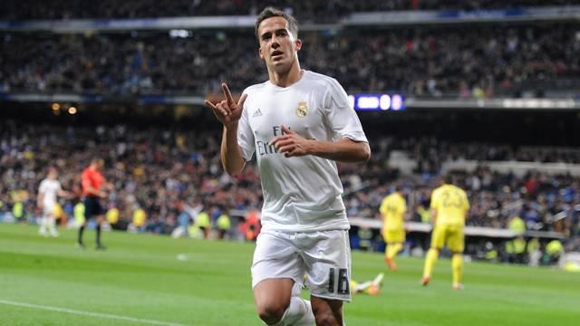 Real Madrid Vazquez ile uzattı!