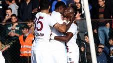 Trabzonsporlu Onazi'den Çorumspor maçının ardından gaf!