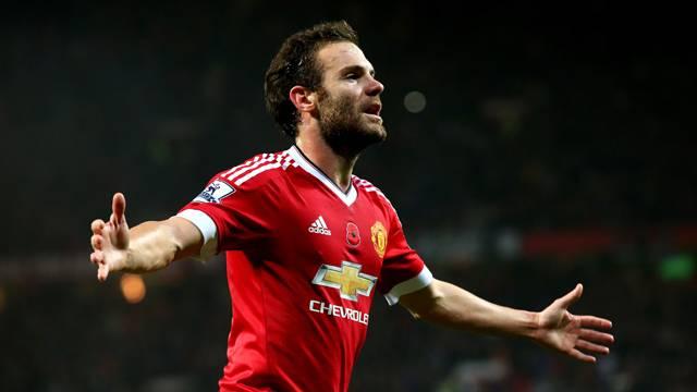 Manchester United Mata'yla mutlu