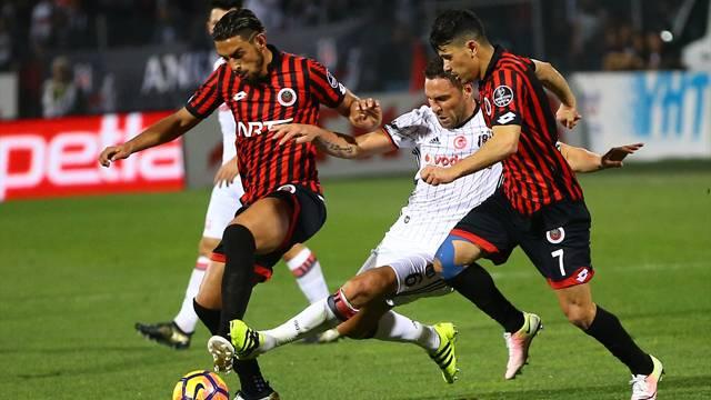 Gençlerbirliği 1 - 1 Beşiktaş