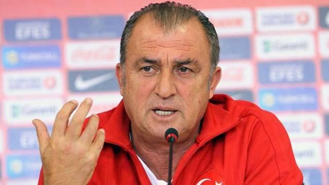 Fatih Terim Kosova maçı öncesi basın toplantısı düzenledi