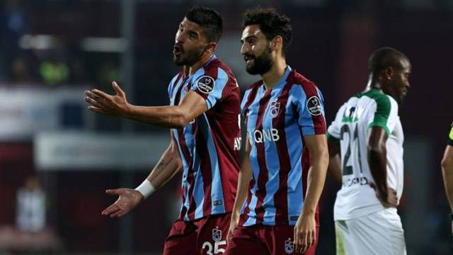 Trabzonspor 0-1 Antalyaspor / Maç özeti