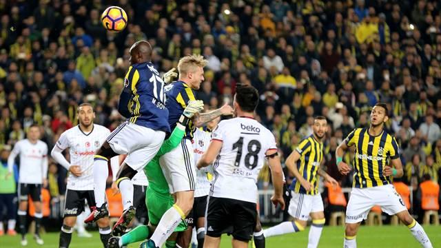 Fenerbahçe 0 - 0 Beşiktaş